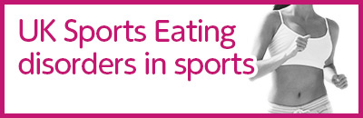 UK Sports Eating disorders in sports